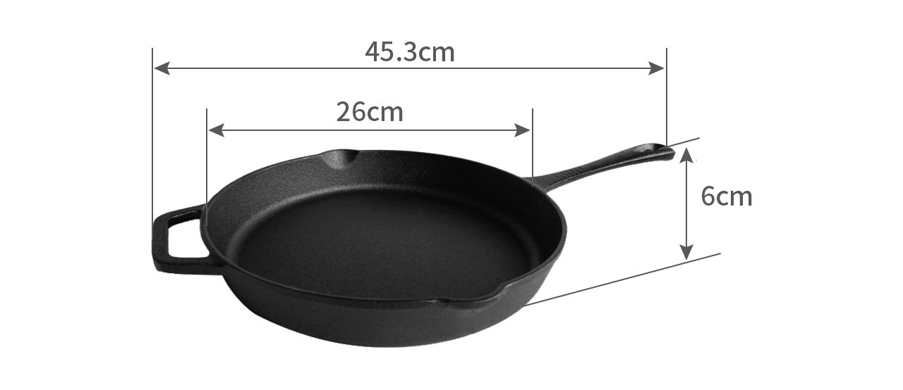 Fry Pan FR26E
